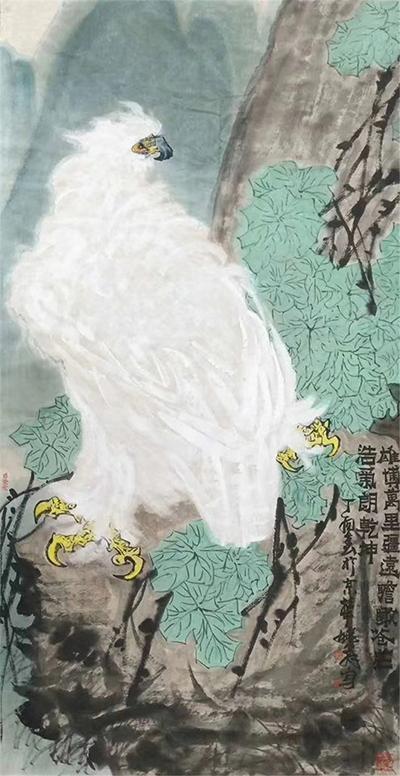 中国美术名家:走进姚舜艺术世界