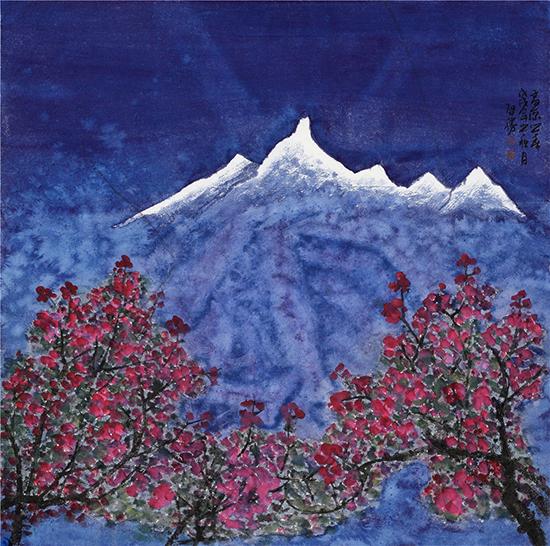 中国美术名家:走进王启胜艺术世界
