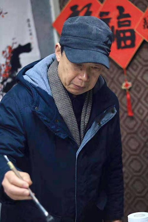 笔底烟霞  漫笔丹青:彭新峰书画展将在湖北省群众艺术馆盛大开幕