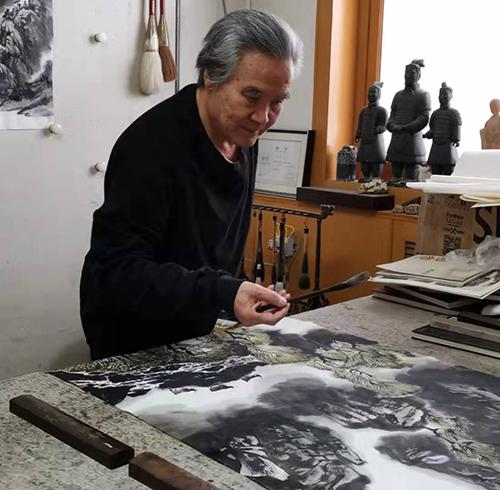 翰墨迎新——当代艺术家刘泳