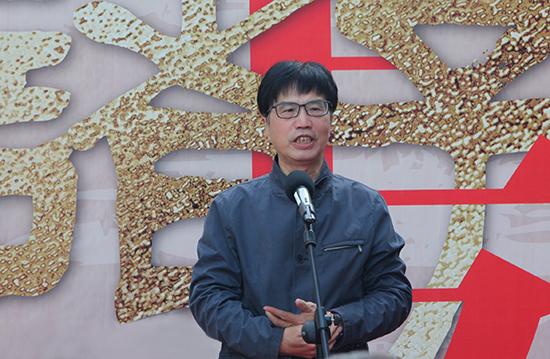"""""""诸子至友•诸子艺术馆十周年馆庆展""""在江苏南京隆重开幕"""